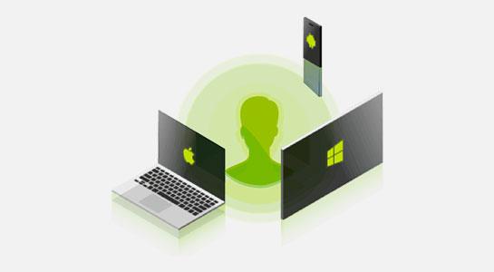 Licenciamento baseado em usuários